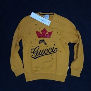 GUCCI King New Design Men Sweater Crewneck